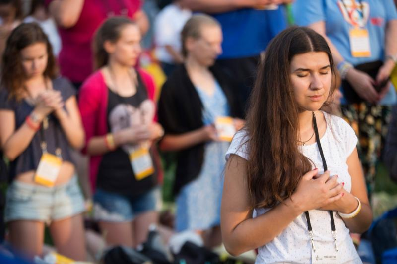 Spread message of divine mercy, Krakow cardinal says at WYD opening