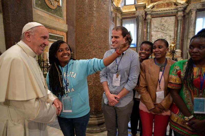 On the eve of Palm Sunday, Pope Francis gave young people several missions: to ask their grandparents what their dreams were; to work to make those dreams ...