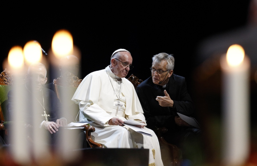 threat of lutheranism to the catholic The elca conference of bishops' ecumenical and inter-religious liaison committee and the united states conference of catholic lutheranism has threat are we.