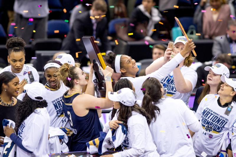 NCAA championship is a win-win for Catholic universities ...