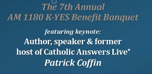 K-YES Radio turns up the dial to support Catholic education